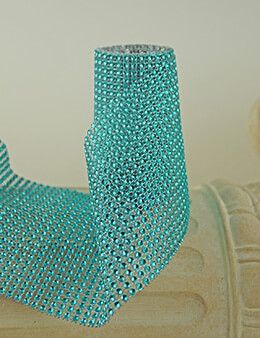 Diamond Wrap Turquoise 4.25in x 6ft