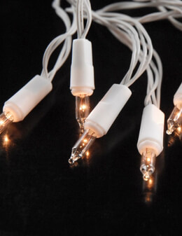 String Lights Battery Operated  |  10 Lights