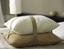 DIY ; Make Lavender & Buckwheat Hull  Pillows