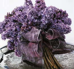DIY: Pure Lilac from Ren�'s Bouquets