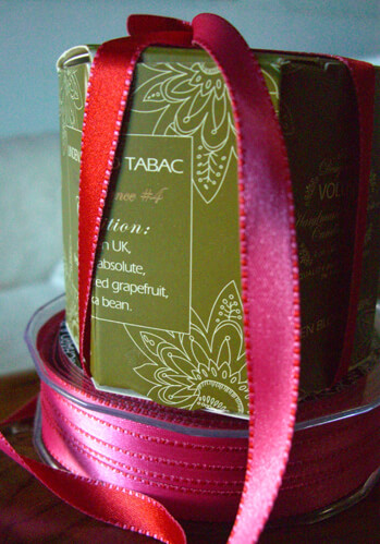 Double Faced Satin Ribbon Fuchsia & Red 7/16in x 55 yds
