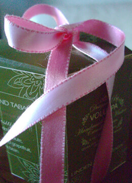 Double Faced Satin Ribbon Pink 7/16in x 55 yds