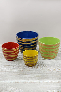 Draven Planters (Set of 4)