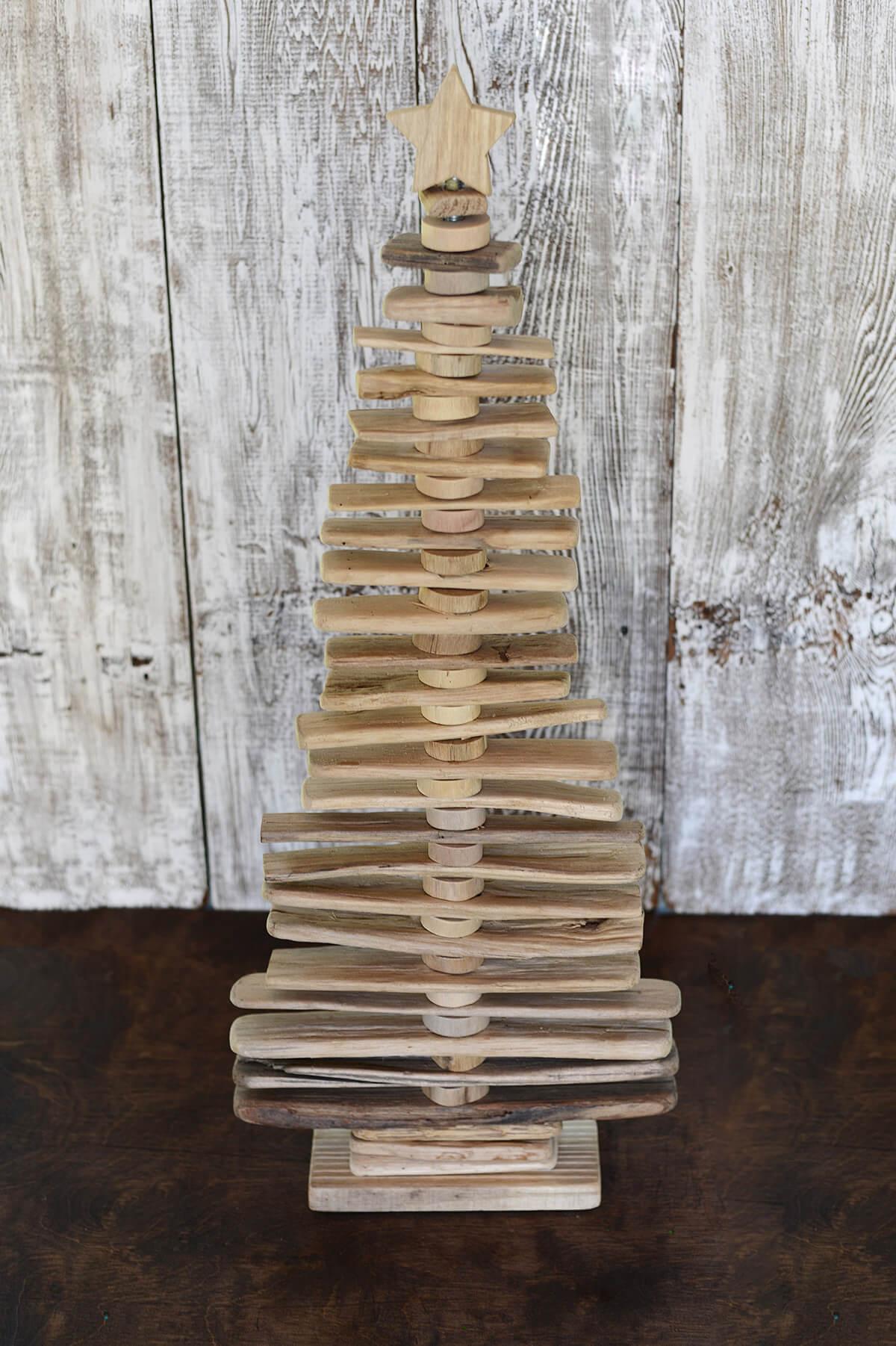 "30"" Driftwood Christmas Tree"