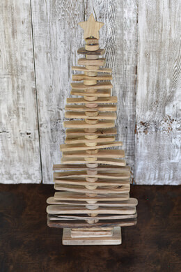 "30"" Driftwood Christmas Tree"