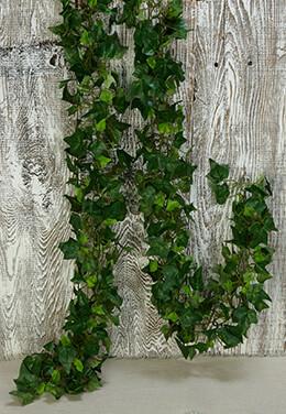 English Ivy Garland Green Variegated 6ft