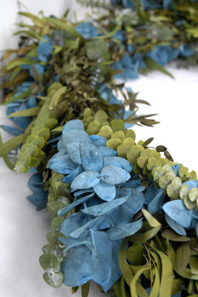 Preserved Eucalyptus Garland 8ft
