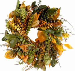 Eucalyptus Wreath 17in