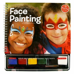 Face Painting from Klutz