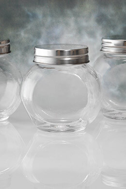Favor Jars 3-1/8in (Pack of 24)