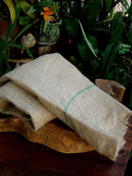 Feed Bag Burlap 35 in