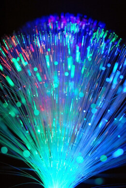Fiberoptic Centerpieces and Glowbys