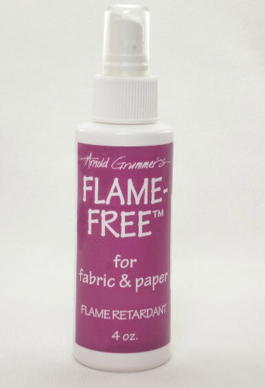 Flame Retardant Spray