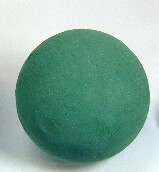 "Floral Foam Balls 6"" Wet Floral Foam for Fresh Flowers (2 balls)"