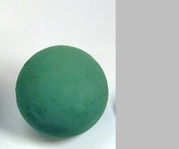 Oasis Floral Foam Spheres 6in | Set of 2
