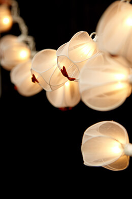 Flower String Lights (20 Lights)