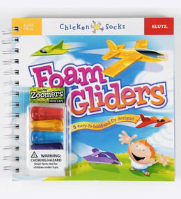 Foam Gliders Klutz Books