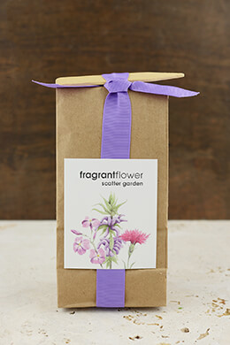 Fragrant Flower Scatter Garden� Seed Pack