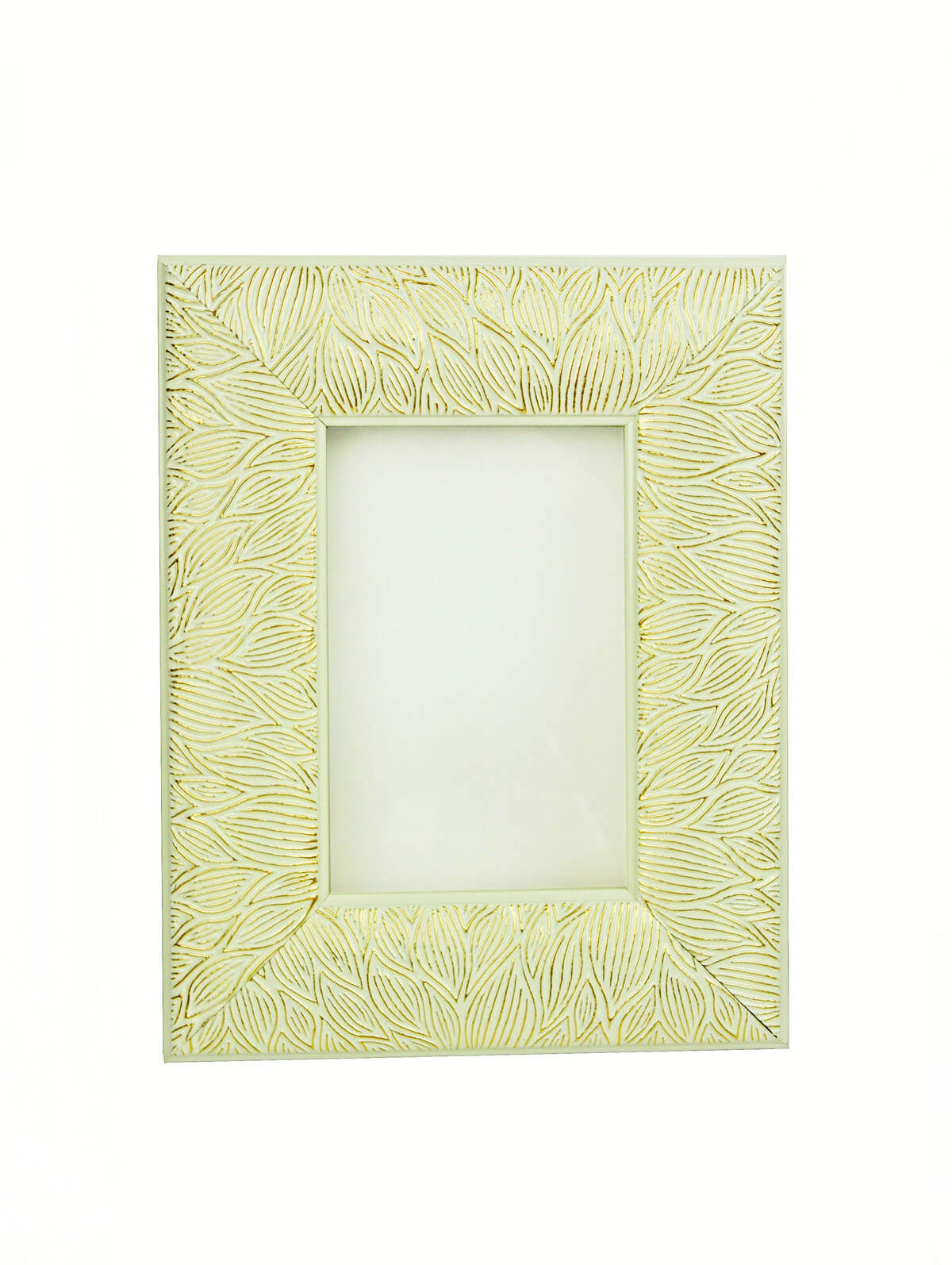 Framed Glass For Table Numbers Cream And Gold 4 Quot X 6 Quot Set