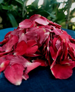 Preserved Rose Petals Soft Red |&nbsp5 Cups