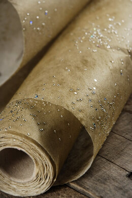 Gold Paper Galaxy 20ft