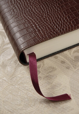 Gigante Brown Italian Leather Journal.
