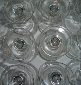 Glassware & Bar Supplies