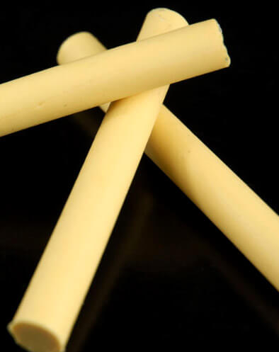 Glue Gun Sealing Wax Banana Yellow