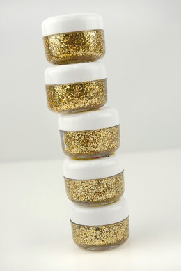 Gold Body Glitter 12ML Glitter Dust Snazaroo