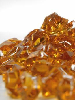 """Gold Ice (1"""") Acrylic 14 ounces"""