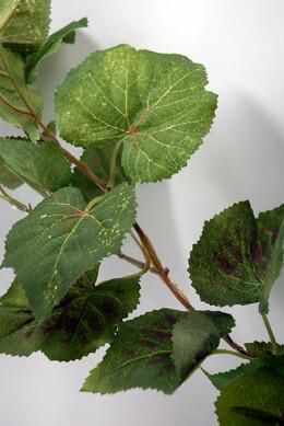 Silk Grape Leaf Garland 6ft