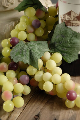 Artificial Grape Garlands