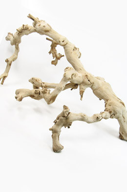 Natural Grapewood Branches 18in