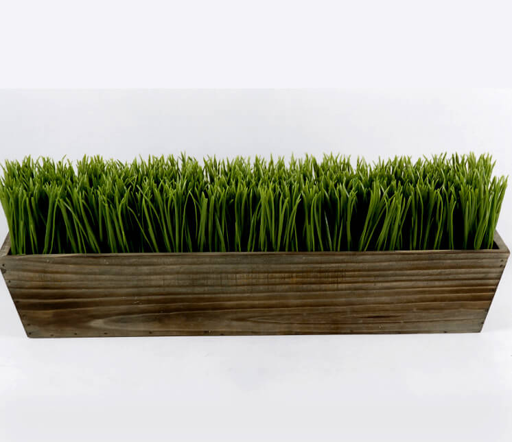 Artificial Grass Centerpiece