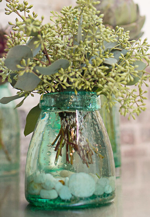 Flourish Terrarium Bottle 6 Inch Vases