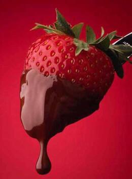 Fondue Chocolate and Candy Wafers