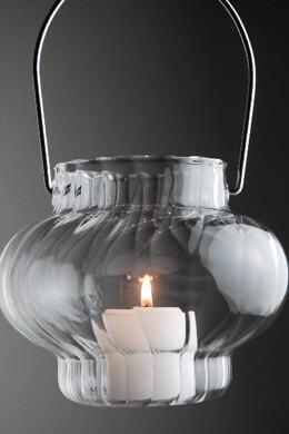 Lenox Glass Hanging Votive Candleholder