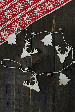 Holiday Garland 28in