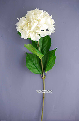 Hydrangea Spray Ivory 29in