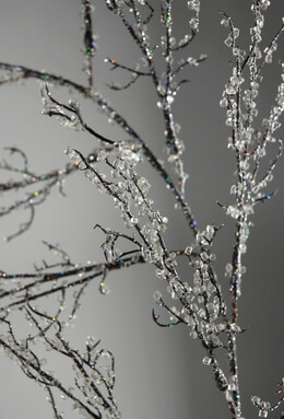 Branch Garland Iced