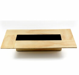 Ikebana Rectangular Planter