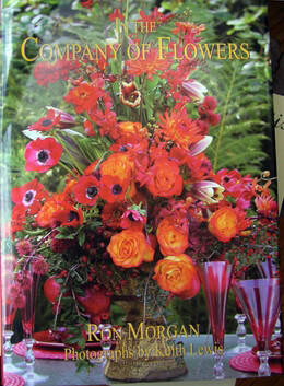 Floral Design by Ron Morgan