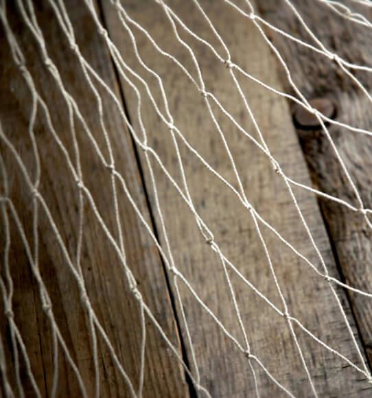 Fish Net Ivory 14ft