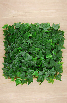 Ivy Mat Plastic 10x10in