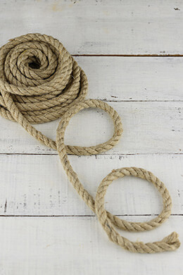 Jute Rope 16 FT 10mm x 5m