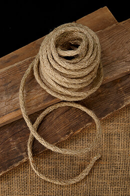 Jute Rope Wired 9yd