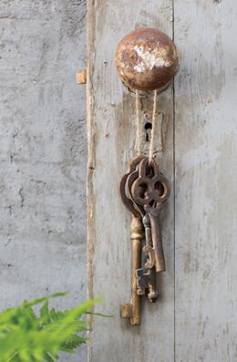 """Garden Keys  4-5-6"""""""