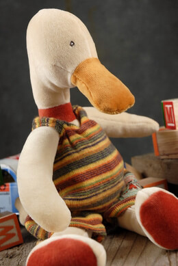 La Grande Amedee Duck Moulin Roty