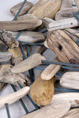 "50 Lake Superior Driftwood  Picks 2""-6"""