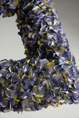 Lavender Hydrangea 12x12 Frame